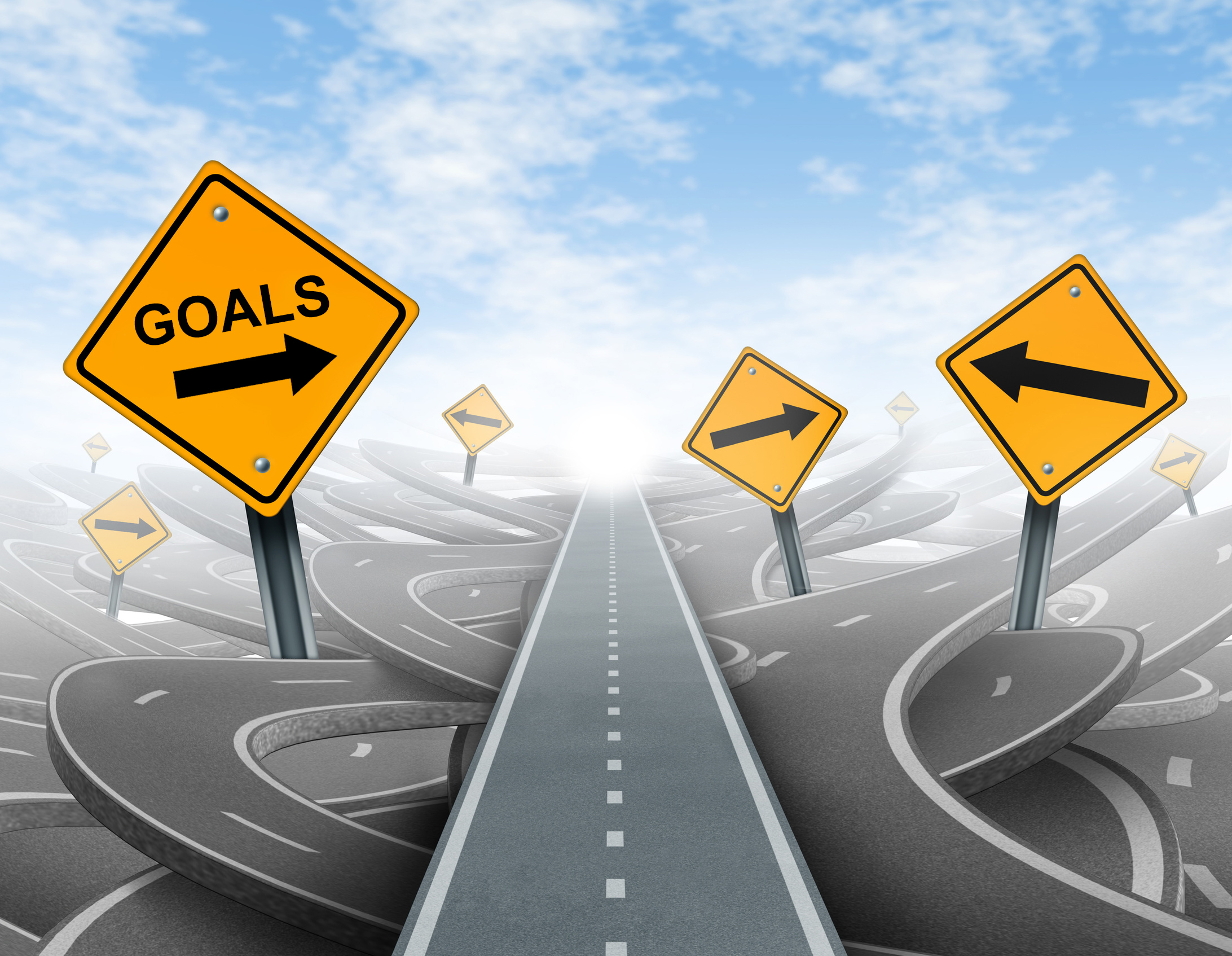 TOP 7 REASONS WHY MOST OF US FAIL TO MEET OUR GOALS